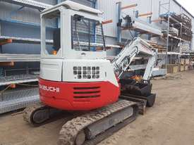 USED TAKEUCHI TB138FR EXCAVATOR WITH LOW HOURS - picture14' - Click to enlarge