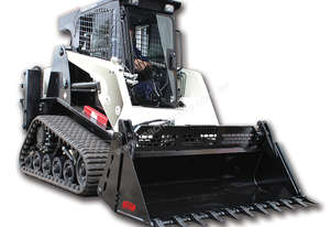 New Norm Engineering 4-in-1 Bucket for ASV-RT30 Skid Steer
