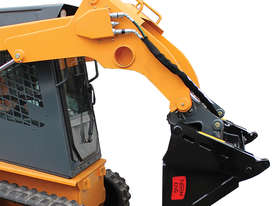 New Norm Engineering 4-in-1 Bucket for ASV-RT30 Skid Steer - picture5' - Click to enlarge
