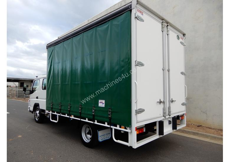 Fuso Canter 918 Tray Truck