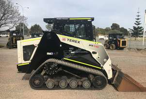 Terex   PT110 Skid Steer Loader