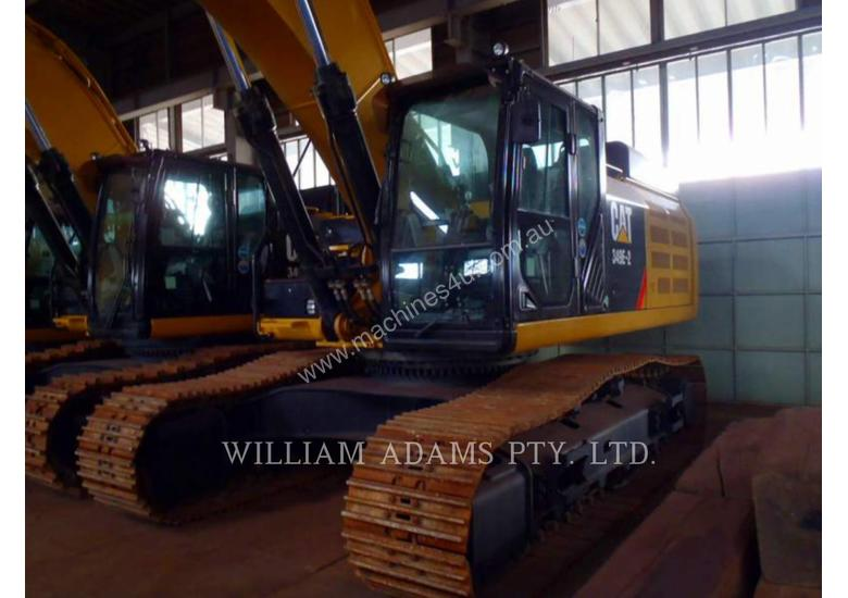 Used 2014 Caterpillar 349E Excavator in , - Listed on Machines4u