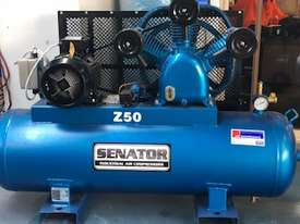 ***SOLD*** Senator Z50 Reciprocating Piston Compressor  - picture0' - Click to enlarge