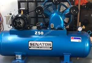 ***SOLD*** Senator Z50 Reciprocating Piston Compressor