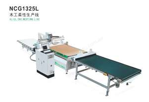 NANXING Auto Load & Unload 2500*1250mm CNC Machine NCG1325L