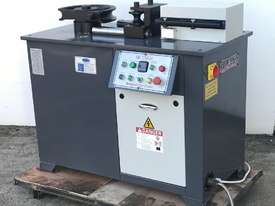 40mm Tube & Pipe Bender With 4 Sets Tooling & Hydraulic Clamp & Release - picture0' - Click to enlarge