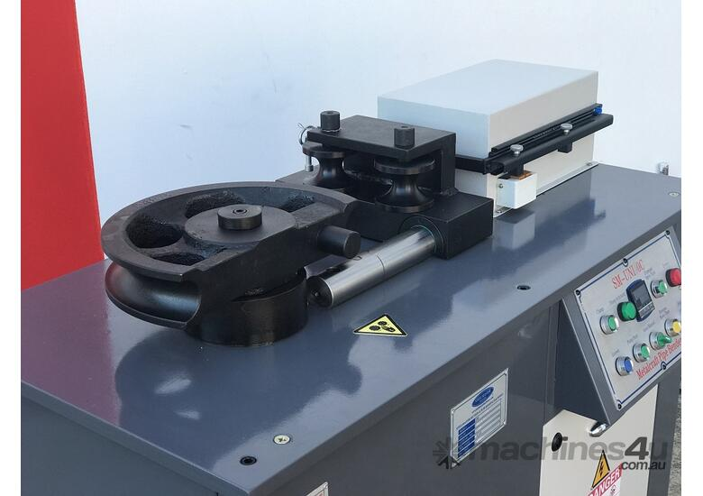 40mm Tube & Pipe Bender With 4 Sets Tooling & Hydraulic Clamp & Release