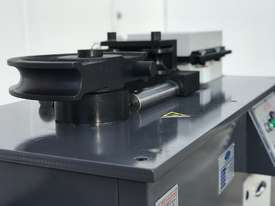 40mm Tube & Pipe Bender With 4 Sets Tooling & Hydraulic Clamp & Release - picture4' - Click to enlarge