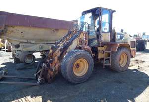 2011 Caterpillar IT14G Toolcarrier *DISMANTLING*