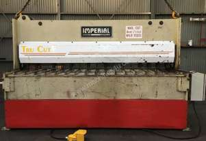 Imperial Tru-Cut 6mm x 2500mm Hydraulic Guillotine
