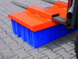Tuchel Solo Bucket Broom Angle Road Sweeper for Forklifts and Excavators - picture0' - Click to enlarge