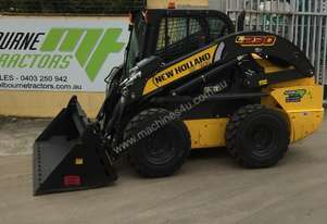 2017 New Holland L230 Skidsteer