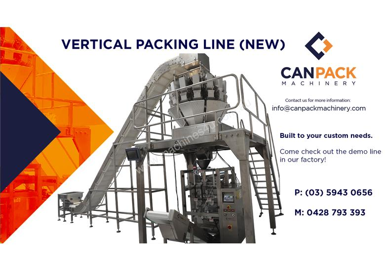 Vertical Packing Line (NEW)