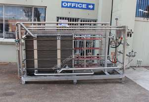 Apv Heat Exchanger System