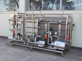 Pasteuriser - picture0' - Click to enlarge