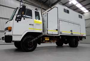 Isuzu FSR450 Emergency Vehicles Truck