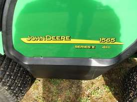 John Deere 1565 Front Deck Lawn Equipment - picture4' - Click to enlarge