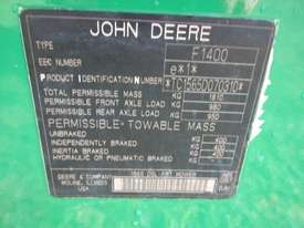 John Deere 1565 Front Deck Lawn Equipment - picture17' - Click to enlarge