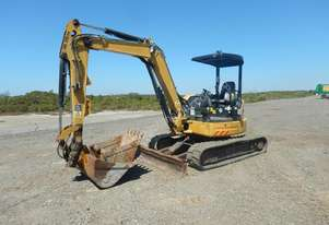 2011 Used CAT 305DCR Mini Excavator