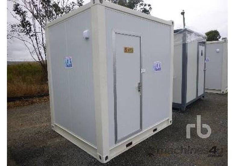 FREEPORT 2.2M X 1.9M Mobile Structure - Other