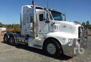 KENWORTH T408 Prime Mover (T/A)
