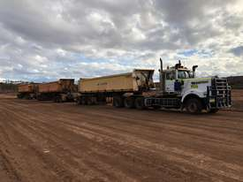 Kenworth C510 Prime Mover Road Train Set - picture1' - Click to enlarge