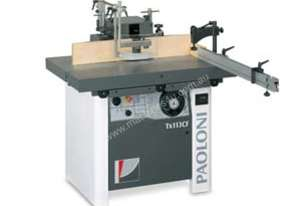 Paoloni T113CF Spindle Moulder