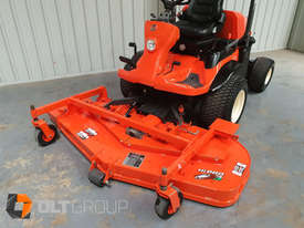 Used Kubota F3680 Diesel Out Front Mower 72
