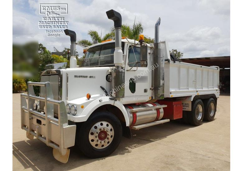 WESTERN STAR 4800FX Tipper with SUPADOG, HUGE PRICE DROP.