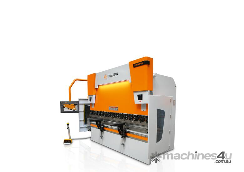 Ermaksan Speed-Bend Pro Synchronized Hydraulic Press Brakes