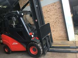 FORKLIFT-LINDE H35T 4.5m Side Shift New Tires Great Air Con Clean Smooth  - picture0' - Click to enlarge