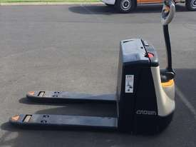 Crown Electric Pallet Mover  WP (Bunbury Branch)  - picture2' - Click to enlarge