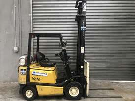 Yale GLP18AF LPG / Petrol Counterbalance Forklift - picture0' - Click to enlarge