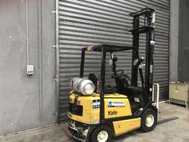 Yale GLP18AF LPG / Petrol Counterbalance Forklift - picture2' - Click to enlarge