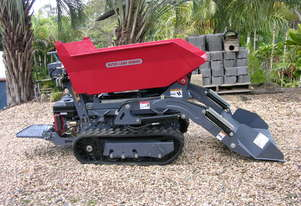 Rhino RG-800 Mini Tracked Dumper / Mini Auto Loader
