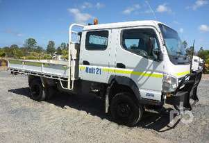 MITSUBISHI CANTER Table Top Truck