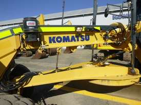 Komatsu GD655-5 Artic Grader Grader - picture11' - Click to enlarge