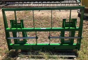 McCormack Combination Frame for Pallet Forks and Hay Spears Pallet Forks Attachments