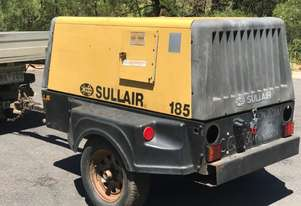 Sullair Portable compressor 185 CFM