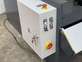 1300mm x 4mm Euro Power Guillotine with Front Scrap Chute - Volt - picture4' - Click to enlarge