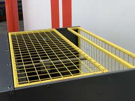 1300mm x 4mm Euro Power Guillotine with Front Scrap Chute - Volt - picture15' - Click to enlarge