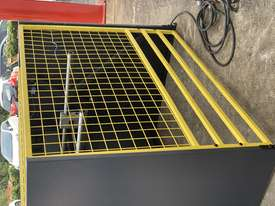 1300mm x 4mm Euro Power Guillotine with Front Scrap Chute - Volt - picture16' - Click to enlarge