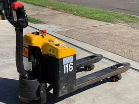 Liftstar 1.5T Electric Pallet Mover FOR SALE - picture0' - Click to enlarge