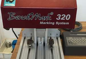 High Speed Dot Marking Machine