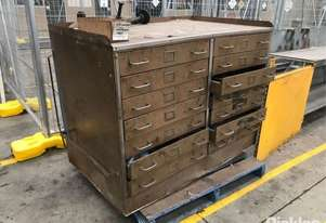 14 Draw Metal Tool Drawer
