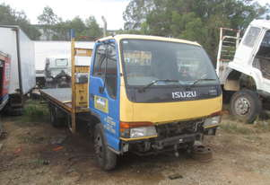 2002 Isuzu NPR71L - Wrecking - Stock ID 1601
