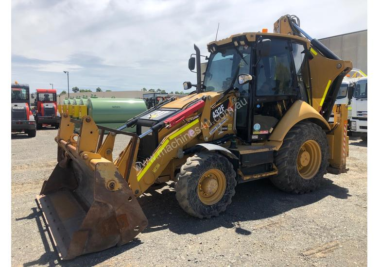 2012 CATERPILLAR 432F BACKHOE LOADER