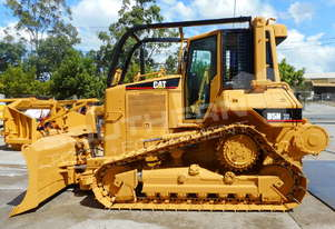 Caterpillar D5N XL Bulldozer with Winch DOZCATM