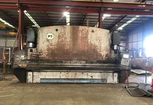 USED CMT 400 ton x 6m CNC press brake