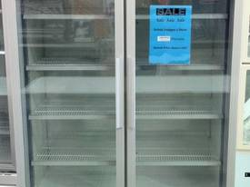Drink Fridge -2 Door RH1000M- Catering Equipment - picture0' - Click to enlarge